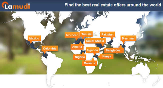 Rocket Internet's property portal Lamudi raises $31.4m from existing backers