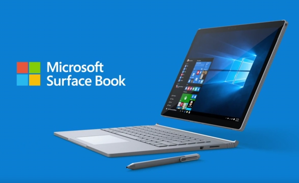 Microsoft announces the Surface Book