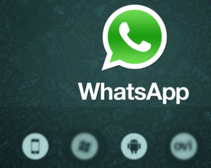 Create your own whatsapp-like chat service using open source software.