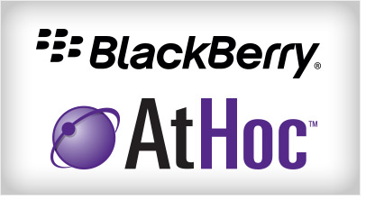 BlackBerry to acquire AtHoc a messaging alerts firm by November/2015.