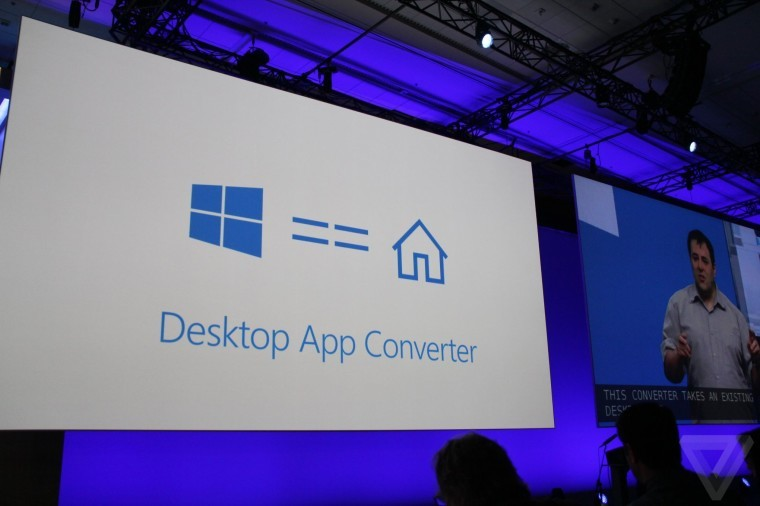 microsoft build 2016 event verge 215 story